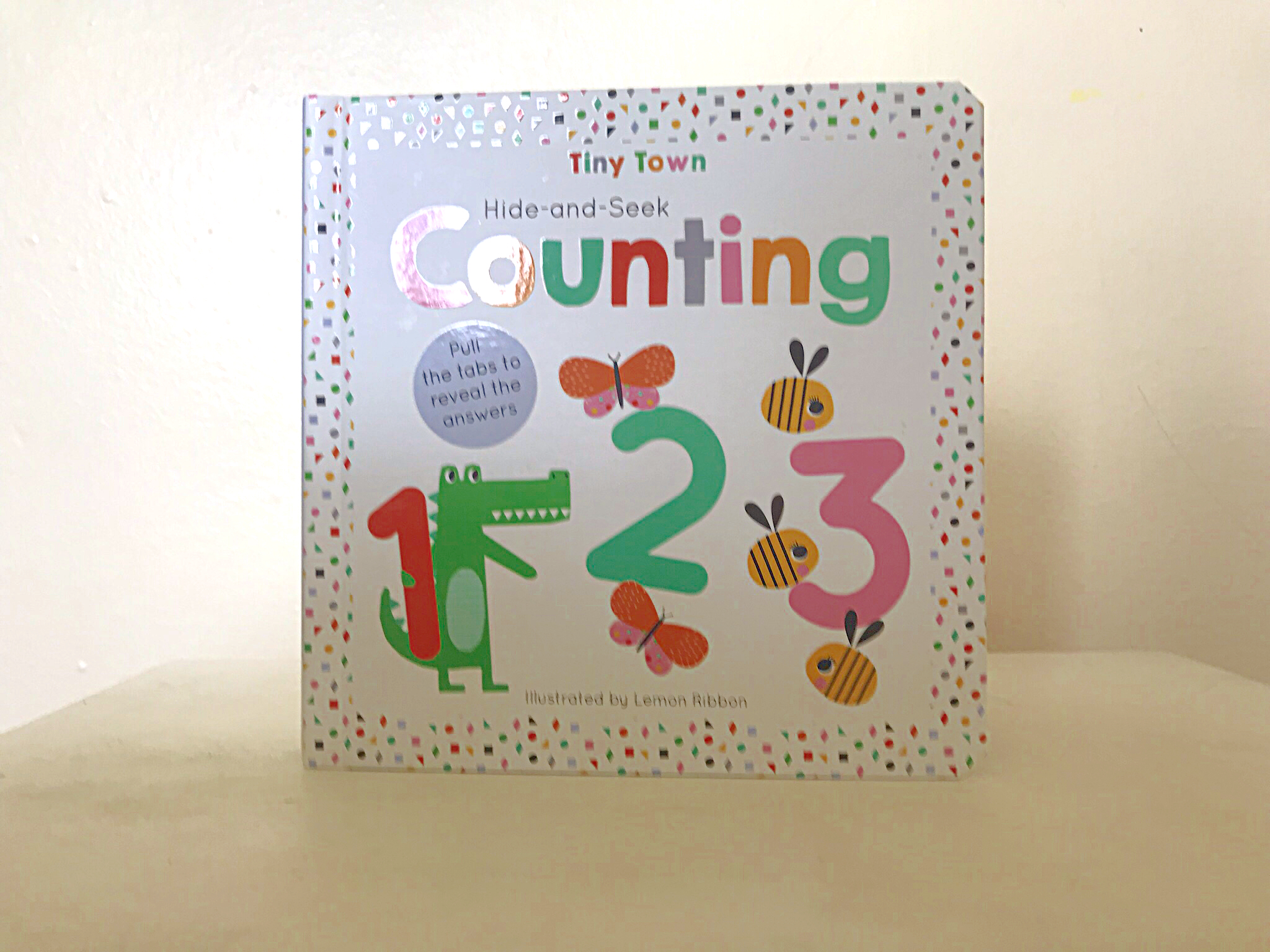 a baby book called counting