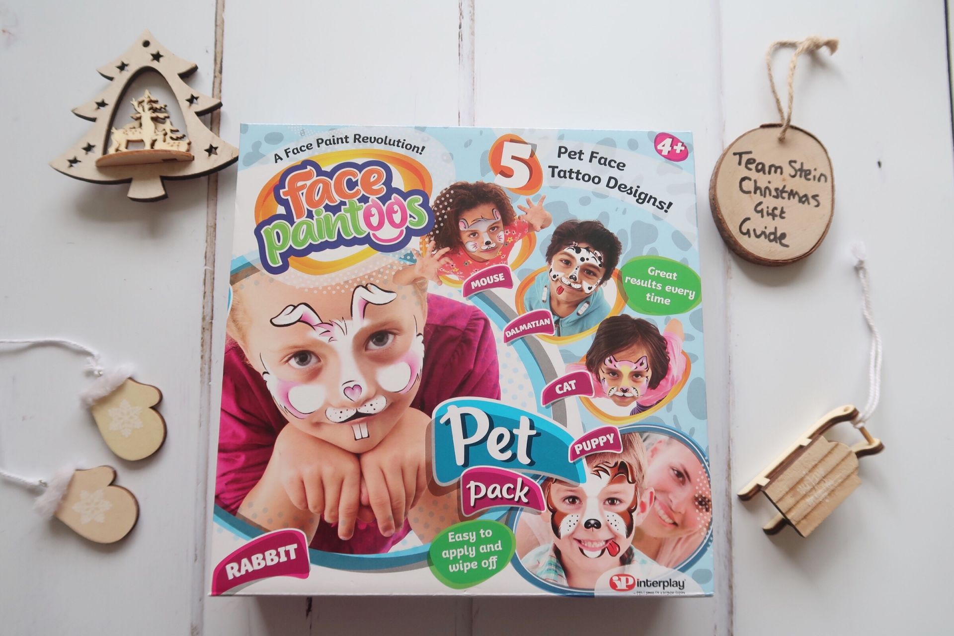 kids face painting kit