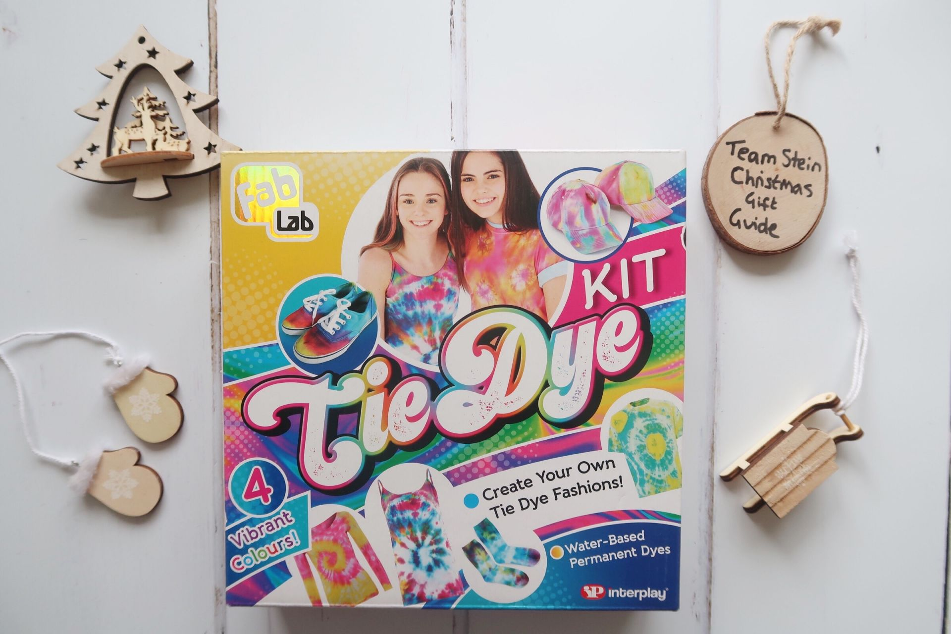 tye die kids craft kit