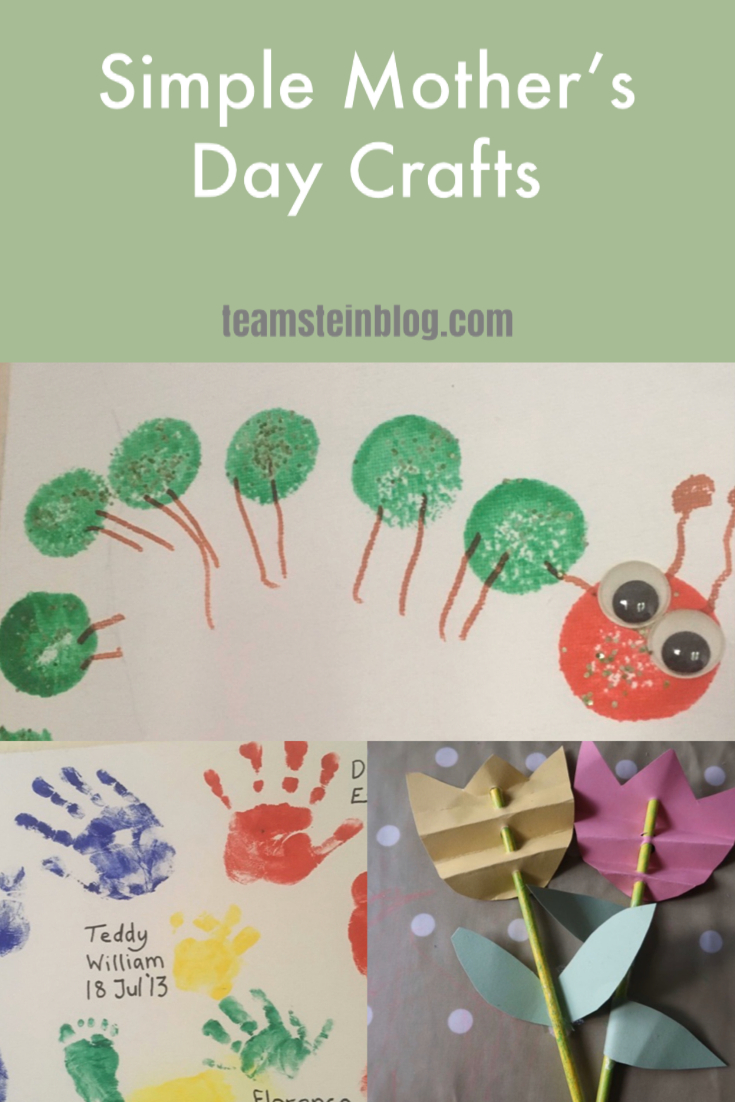 Mother's Day ideas pinterest pin