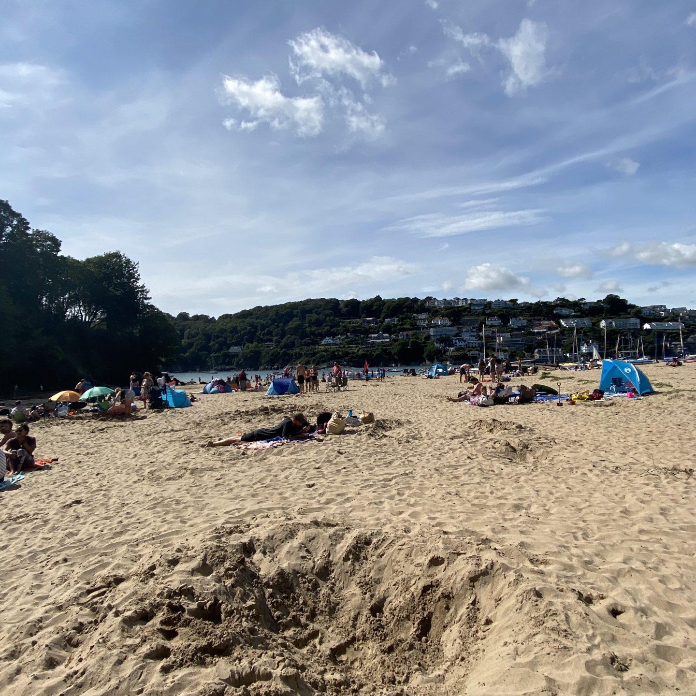 A beach  in South Hams